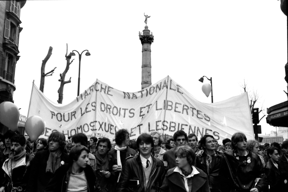 Paris juin 1982... il y a trente ans. Photo Claude Truong-Ngoc