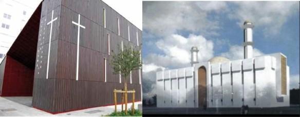 NDM + mosquée