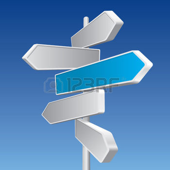 5208908-directional-signs