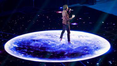 Amir Haddad à l'Eurovision 2016