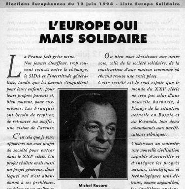 Rocard 1994