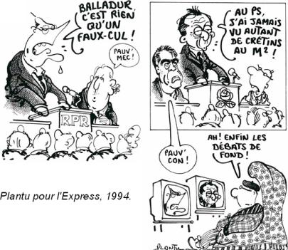 Rocard crétins 1994