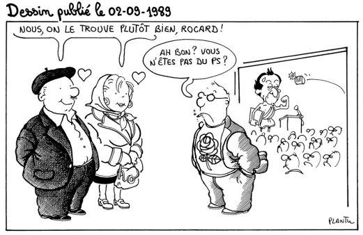 Rocard PS 1989