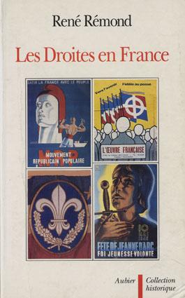 Les Droites en France, par R Rémond